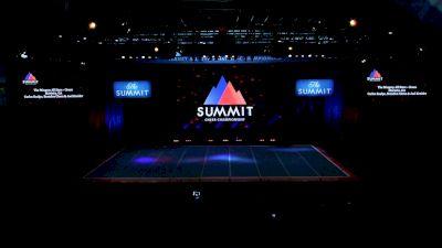 The Stingray Allstars - Marietta - Green [2021 L6 Junior Coed - Large Finals] 2021 The Summit