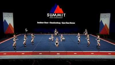 Rockstar Cheer - Chambersburg - Gym Class Heroes [2021 L4 International Open Coed Wild Card] 2021 The Summit