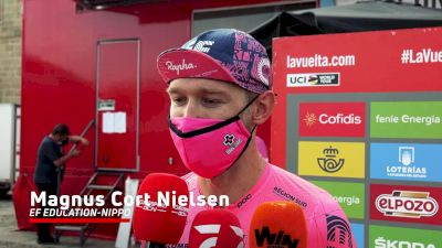 Magnus Cort's Unbelievable Vuelta a España Ride