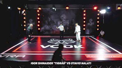 Igor Schneider vs Otavio Nalati Big Deal Pro 3