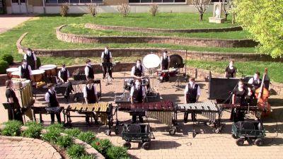 "Owensboro Catholic Concert Percussion- ""Rhapsody"""