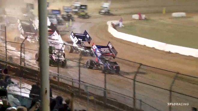Highlights: 360 Sprints at Placerville Speedway