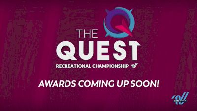 AWARDS SESSION 2 2021 The Quest