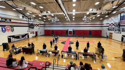 Dawson Bryant Indoor Percussion - time