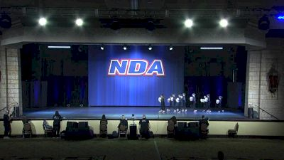 Dancin Bluebonnets [2021 Mini Coed Pom Day 2] 2021 NDA All-Star National Championship