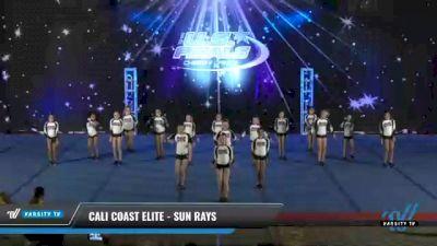 Cali Coast Elite - Sun Rays [2021 L1 Youth - D2 - Small Day 2] 2021 The U.S. Finals: Phoenix