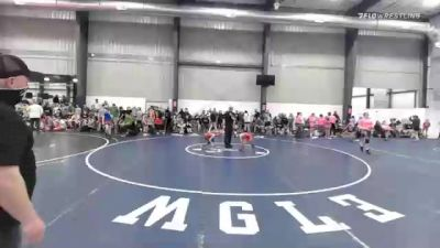 25 kg Prelims - Giada Croteau, Misfits Starburst vs Julianna La Savage, Wyoming Seminary (W)