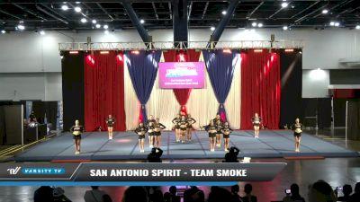 San Antonio Spirit - Team Smoke [2021 L6 International Open Coed - Small Day 1] 2021 The American Spectacular DI & DII