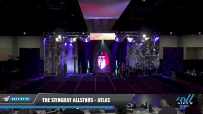 The Stingray Allstars - Atlas [2021 L6 International Open Coed - NT Day 1] 2021 Queen of the Nile: Richmond