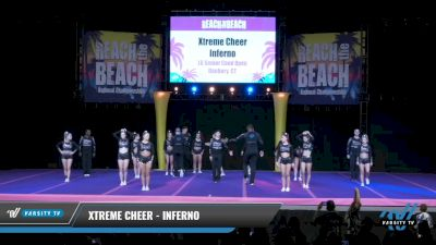 Xtreme Cheer - Inferno [2021 L6 Senior Coed Open Day 1] 2021 ACDA: Reach The Beach Nationals