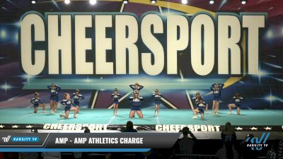 AMP - AMP Athletics Charge [2021 L1 Youth - D2 Day 1] 2021 CHEERSPORT: Charlotte Grand Championship