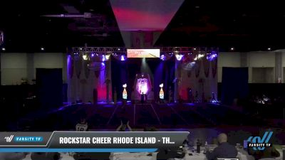 Rockstar Cheer Rhode Island - The Rascals [2021 L1 Youth - Small Day 2] 2021 Queen of the Nile: Richmond