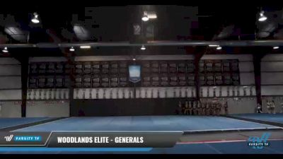 Woodlands Elite - OR - Generals [2021 L6 Senior Medium] 2021 The MAJORS