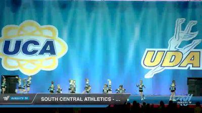 South Central Athletics - GEMS [2018 Mini 1 Day 2] 2018 UCA Smoky Mountain Championship