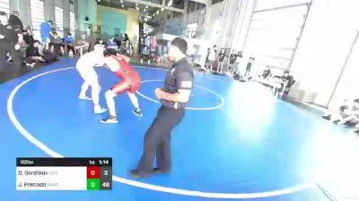 182 lbs Rr Rnd 3 - Daniil Gorshkov, Dirty Birds vs Jetro Preciado, Rbwc