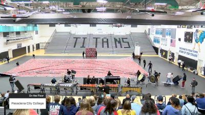 Pasadena City College at 2019 WGI Percussion|Winds West Power Regional Grand Terrace HS