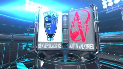 Women's Club Playoffs Denver Black Ice vs Austin Valkyries