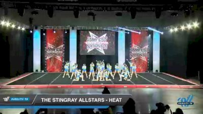 The Stingray Allstars - Heat [2021 L4 Senior - Medium Day 2] 2021 JAMfest Cheer Super Nationals