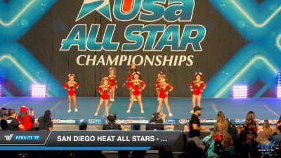 San Diego Heat All Stars - Troublemakers [2019 - Mini PREP 1.1 Day 1] 2019 USA All Star Championships