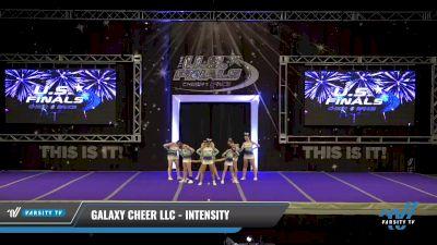 Galaxy Cheer LLC - Intensity [2021 L2 Junior - D2 - Small - A Day 2] 2021 The U.S. Finals: Ocean City