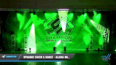 Dynamic Cheer & Dance - Alaina Norris [2021 Mini - Solo - Jazz Day 1] 2021 CSG Dance Nationals