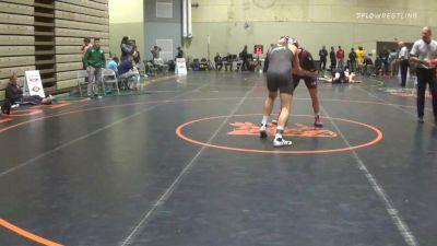 Prelims - Anthony Lombardo, George Mason vs Mikey Labriola, Nebraska