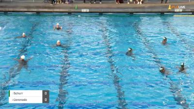 Schurr vs. Coronado - Girls Southern CA Water Polo Champ