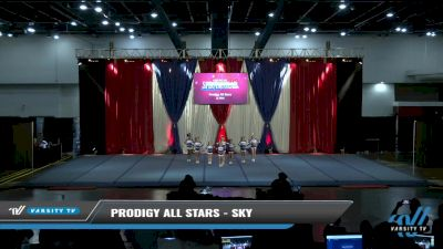 Prodigy All Stars - Sky [2021 L2 Mini Day 2] 2021 The American Spectacular DI & DII