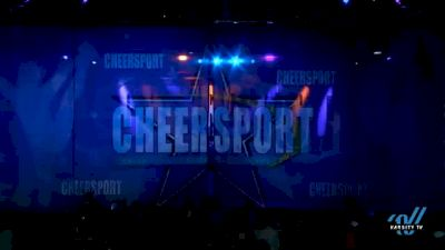 The Stingray Allstars - Marietta - Green [2021 L6 Junior Coed - Large Day 2] 2021 CHEERSPORT National Cheerleading Championship