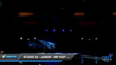 Studio 22 - Junior - Hip Hop - Small [2020 Junior - Hip Hop - Small Day 1] 2020 GLCC: The Showdown Grand Nationals