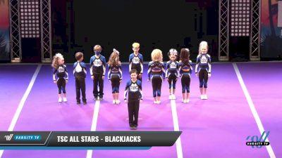TSC All Stars - Blackjacks [2021 L1 Mini - D2 Day 2] 2021 ACDA: Reach The Beach Nationals
