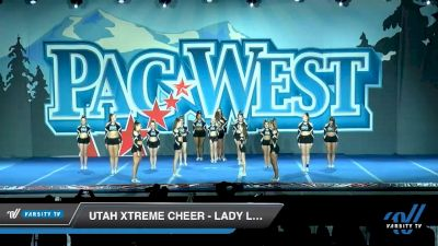 Utah Xtreme Cheer - Lady Lightning [2020 L1 Senior - D2 - Small Day 2] 2020 PacWest