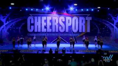 Louisiana Cheer Force - Rose [2021 L1 Junior - Small - B Day 1] 2021 CHEERSPORT National Cheerleading Championship