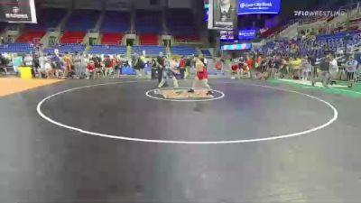 220 lbs Consi Of 8 #1 - William Durbin, Arizona vs Hunter Brown, Virginia
