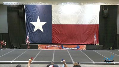 Texas Cheer Force Elite - Flamez [2021 L1.1 Youth - PREP - D2 Day 1] 2021 ACP Power Dance Nationals & TX State Championship