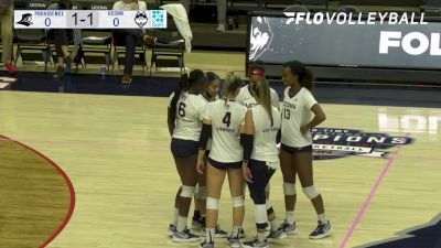 Replay: Providence vs UConn   Oct 14 @ 5 PM