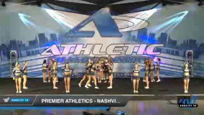 Premier Athletics - Nashville - Recon [2021 L5 Senior Coed Day 2] 2021 Athletic Championships: Chattanooga DI & DII