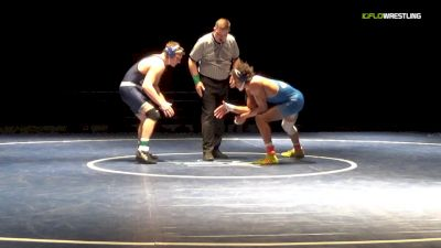 165 lbs Final - Michial Foy, Harper vs Travis Willers, Iowa Central
