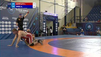Replay: Mat A - 2021 Veterans World Championships | Oct 20 @ 6 PM