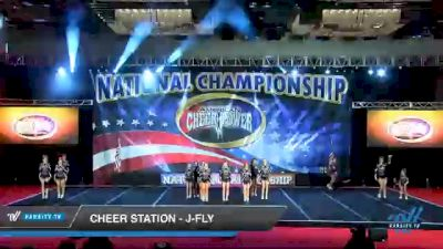 Cheer Station - J-Fly [2021 L5 Junior Coed - D2 Day 3] 2021 ACP Southern National Championship