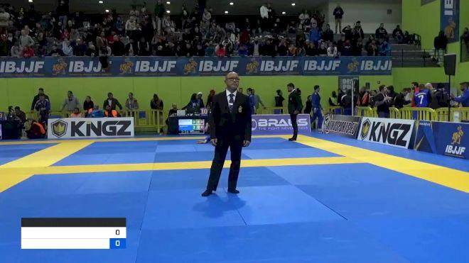 STEFAN UITTENBOOGAARD vs BRENDEN FLANAGAN 2020 European Jiu-Jitsu IBJJF Championship
