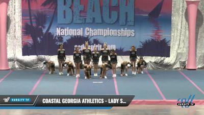 Coastal Georgia Athletics - Lady Steel [2021 L3 Junior - Small] 2021 Reach the Beach Daytona National