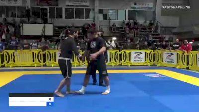 Diego Dias Rahmalo vs Antonio Zuazo 2021 Pan IBJJF Jiu-Jitsu No-Gi Championship