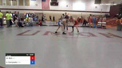 138 lbs Final - McKenzie Bell, Seagull Wrestling Club vs Cj Composto, Apex