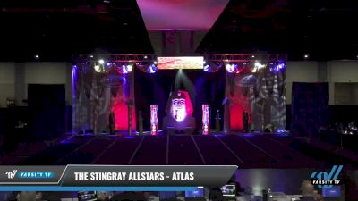 The Stingray Allstars - Atlas [2021 L6 International Open Coed - NT Day 2] 2021 Queen of the Nile: Richmond