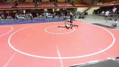 152 lbs Rr Rnd 5 - Hayden Russman, Cozad Wrestling vs Wyatt Schneider, Capital Wtestling Club