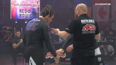 Gabi Garcia vs Carina Santi 2019 ADCC World Championships