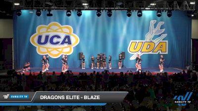 - Dragons Elite - Blaze [2019 Junior - Medium 2 Day 2] 2019 UCA Bluegrass Championship