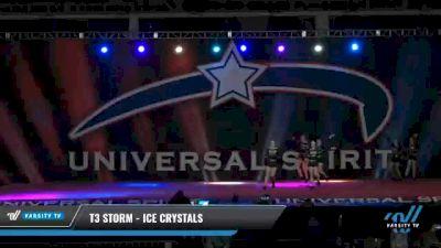 T3 Storm - Ice Crystals [2021 L4.2 Senior - D2 Day 2] 2021 Universal Spirit-The Grand Championship