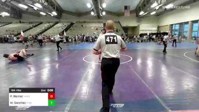 197 lbs Consi Of 4 - Ben Velasquez, Mac Arthur vs Eric Carlson, Ascend